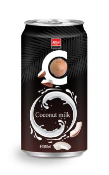 Coconut milk 500ml canned