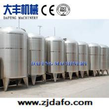 1000L-20,000L stainless steel distilled water storage tank