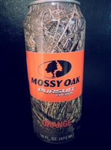 Mossy Oak Energy Drink