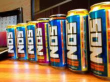 Nos Energy Drinks