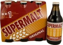 SuperMalt soft drinks