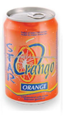 Star Orange Soft Drink
