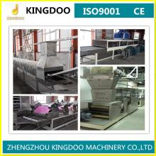 High quality fried instant noodle machine price