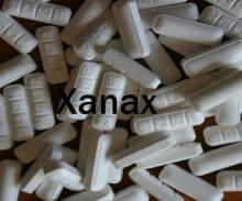 Xanax1mg1//Xanax2mg1/ ALPRAZOLAM1/ /Percocet10mg1