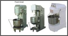 Multifunction dough mixer