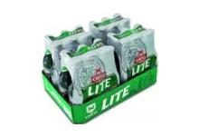 castle Lite beer