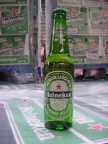 Dutch Heineken Beer Cans and Bottle Available