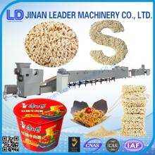 Industrial delicious instant noodles food machinery manufacturers