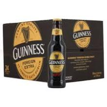 Guinness Foreign Extra Beer 24 x 330ml