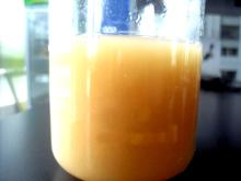 Concentrated Peach Juice