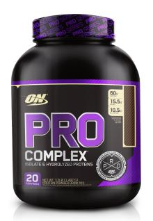 Optimum Nutriton Pro Complex, Rich Milk Chocolate, 3.30 Pounds