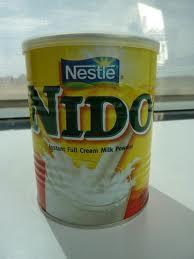 Nido Fortified Full Cream Milk Powder