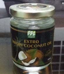 virgin coconut oil with high quality