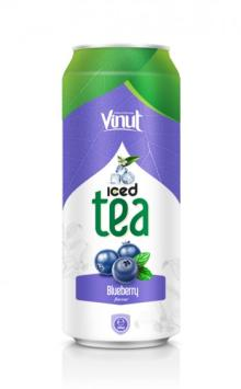 Iced Tea Blueberry Flavour 500ml