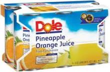 Dole Apple Juice
