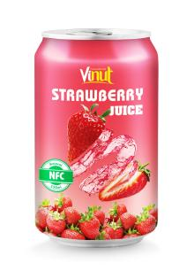 330ml STRAWBERRY Fruit drink