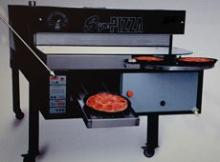 Commercial Pizza Conveyor Oven
