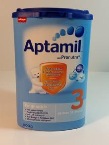 APTAMIL 3 - 800g PACK - WORLDWIDE SHIPPING WITH BEST MILK