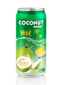 500ml Coconut water Pineapple flavour
