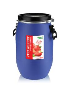 Strawberry juice Concentrates 200kg