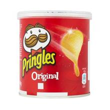 Pringles 165g 40g, Lays Fromage 28g, Lay