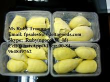 frozen durian meat seedless - the best quality