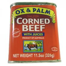 397g canned corned beef OEM brand