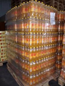 Schweppes 500ml Orange can and bottles