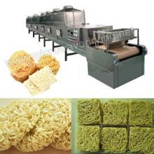 Microwave Non-fried Instant Noodle Ripening Equipment