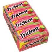 10 pcs trident sex chewing gum