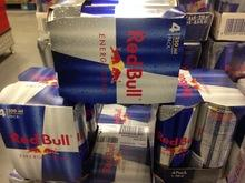 Premium Red Bull Energy Drink.