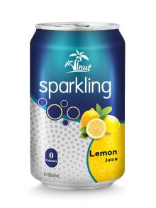 330ml Lemon Sparkling Water