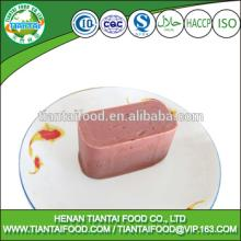 Wholesale canned meat canned beef luncheon meat
