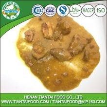 premium canned curry chicken for Malaysia market