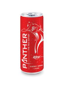 250ml Slim Can The Red Edition Energy Drink