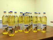 100% Refined Sunflower Oil in 1L 2L 3L 4L 5L PET Bottles