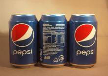 PEPSI CAN 330ML/PEPSI COLA 330ML CAN