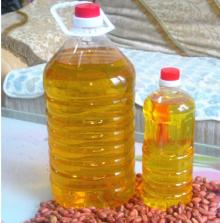 Crude Peanut Oil