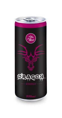 250ml OEM Energy Drink
