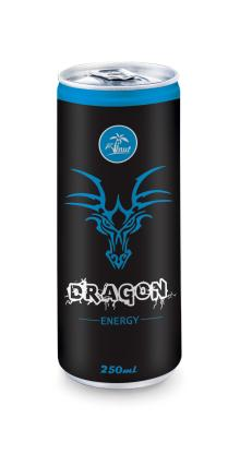 250ml Caned Energy Drink