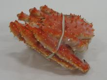 cooked king crab, frozen Lobsters tail,