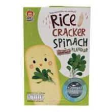 Baby Rice Cracker Baby Snacks for sale