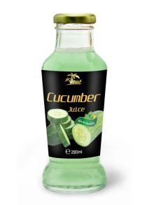 280ml Cucumber Vegetable Juice
