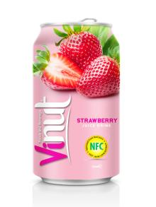330ml Strawberry Juice Drink