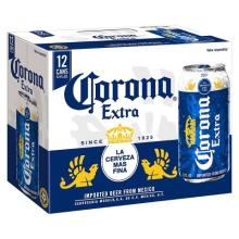 Corona Extra Beer Cans