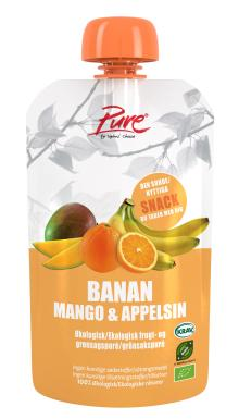 Pure Banana, Mango & Orange