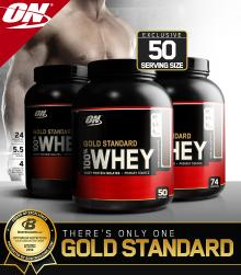 Optimum Nutrition Gold Standard 100% Whey Protein All Flavors Available