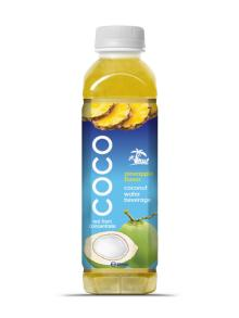 500ml Pineapple Flavor Coconut Water