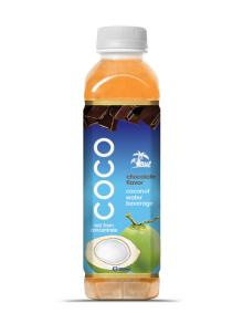 500ml Chocolate Flavor Coconut Water