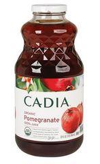 Cadia Organic Pomegranate 100% Juice